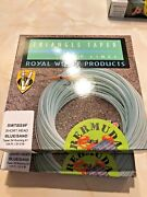 Royal Wulff Bermuda Short Triangle Taper Floating Saltwater Fly Line Sizes 7-9