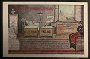 Mint Germany Picture Postcard German Social Security For True And Freedom