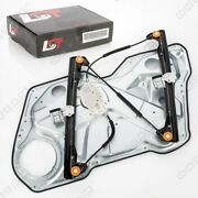 Complete Electric Window Regulator With Panel Front Left For Seat Toldeo Ii 2