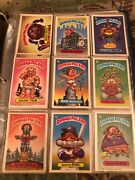 garbage Pail Kids Card 300 Cards Assortment Of Series 1,2,3,4 Excellent Conditi