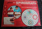 Vintage 1967 Kennerand039s Spirograph No 401 Everything But Pens Amazing Itand039s Fun