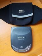 Tune Belt Cd Player Fanny Pack Kenwood Dpc-472 Cd Player Lot Hipster Pack A1