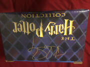 Autographed Harry Potter Box Collection Hardback