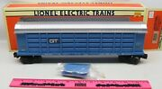 Lionel 6-16242 Grand Trunk Western Auto Carrier With Screens