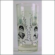 The Beatles 1964 Dairy Queen Glass Canada