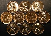 1956 Choice Proof Lincoln Wheat Back Penny Us Coin Cents - You Are Buying 1 Coin