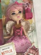 Ever After High Back To School C.a. Cupid Doll Daughter Of Eros
