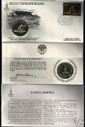 Russia 1980 Moscow Olympic Canoe Rowing Silver Coin + Fdc Unc Money Stamp Ussr