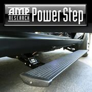 14-17 Jeep Grand Cherokee Amp Power Side Steps Running Boards + Plug And Play Kit