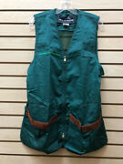 Skeet Trap Sporting Clay Shooting Vest - Wild Hare - Small