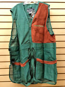 Wild Hare Skeet Trap Sporting Clay Shooting Vest - Left Hand - 2xl