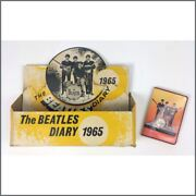 The Beatles 1965 Beat Productions Diary And Shop Display Uk