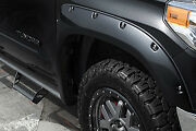 Oem Toyota 2018 Tundra Pocket Fender Flares 00016-34888-01 Silver 1d6 Painted