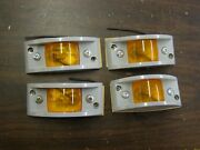 Nos Truck Cab Clearance Lights Ford Chevrolet Chevy Dodge 1970 1971 1972 1973 74
