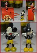 Salco Mickey Mounse And Minnie Mouse - Organ Grinder Eb/284