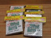 Lot Of 6 Packs Of Floral Straw Broom Refrigerator Magnets Group Kids' Craft Kits