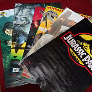 Jurassic Park Vintage Posters From 1993 Your Choice.
