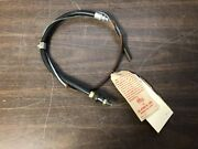 1965 Chevy 2nd Design Hand Lever Parking Brake Cable Nors Eis 1218
