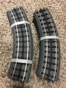 Mth Realtrax 0-31 Solid Rail Curve Lot Of 8 Track O Scale