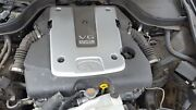 09-17 2012 Infiniti G37 3.7l Awd Vq37vhr Engine Motor 49k Free Local Delivery