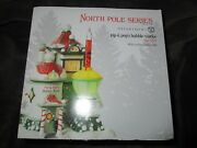 North Pole Series Dept. 56. Pip And Popand039s Bubble Works New