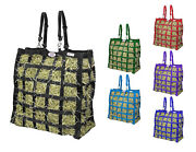 Derby Easy Feeder Horse Hay Bag With Super Tough Bottom And 1 Year Warranty