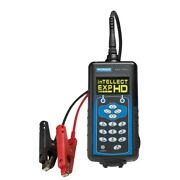 Digital Battery And Electrical System Analyzer W/inductive Amp-clamp For Heavy D