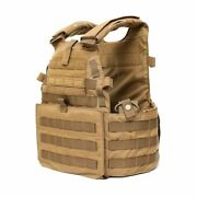 New London Bridge Trading Lbt-6094 Plate Carrier - Coyote Brown All Sizes