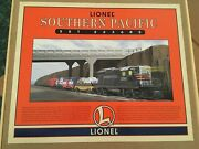 Lionel 6-11913 Southern Pacific Gp9 Diesel Freight Set