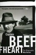 9780711941342 Captain Beefheart The Biography Softcover Bio Book By Mike Barnes