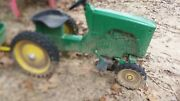 John Deere Die Cast Riding Toy With Wagon