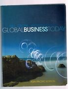 Global Business Today Asia-pacific Edition By Thomas Cronk, Charles Hill