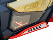 Spike Lower Door Inserts With Window Panels Pair Can Am Maverick X3 2017-2019