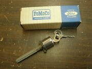 Nos Oem Ford 1959 1960 Ford Station Wagon Tail Gate Button Lock Galaxie Fairlane