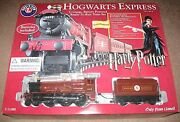 Lionel New 7-11080 Harry Potter Hogwarts Express G-gauge Battery-operated Train