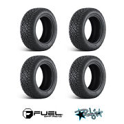 305/55r20 Fuel Offroad Gripper A/t All Terrain Tires Set Of 4 For Ford Gm Dodge