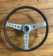 Lotus Elan Les Leston Steering Wheel