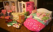 Lovely American Girl Doll Collection In Pristine Conddolls Furniture Clothes