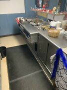 Stainless Steel Hot Bar And Cold Bar