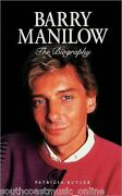 Barry Manilow The Biography Paperback Bio Book By Patricia Butler
