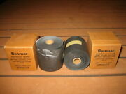 Benmar Lot Of 2 3.5 X 34.5and039 Rolls Dry Recording Paper 1032181-1 New For Dr-19