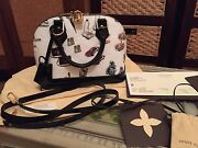 Authentic Louis Vuitton Alma Bb Mv Stickers Brand New Rare Sold Out Incl Receipt