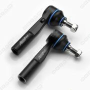 2 X Tie Rod End Ball Joint Front Axle Left/right For Citroen Nemo New