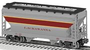 2013 Lionel 6-26473 Lackawanna Ns Heritage Acf 2-bay New In The Box