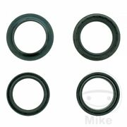 All Balls Front Fork Oil Seal And Dust Cap 56-132 Nt 650gt Hawk/bros 1988-1990