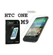 Screen Protection Film Lcd Glass Moxie Htc One M9 Toughened Glass 2.5d 0.0118in