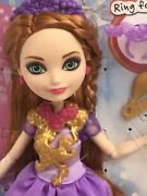 New Ever After High Holly O'hair Powerful Princess Club Rapunzel Daughter Doll