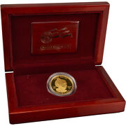 2011-w Us First Spouse Gold 1/2 Oz Proof 10 - Lucy Hayes