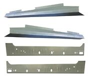 2003 2004 2005 2006 Ford Expedition Inner And Outer Rocker Panels 4 Pc. Kit
