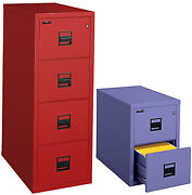 Fireking® Signature Series Legal Size Vertical Filing Cabinets